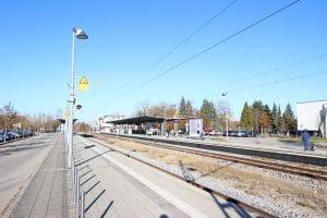 Haltestelle S-Bahn