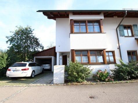 Attraktives Reiheneckhaus in familienfreundlicher Lage von Höhenkirchen, 85635 Höhenkirchen-Siegertsbrunn, Reiheneckhaus