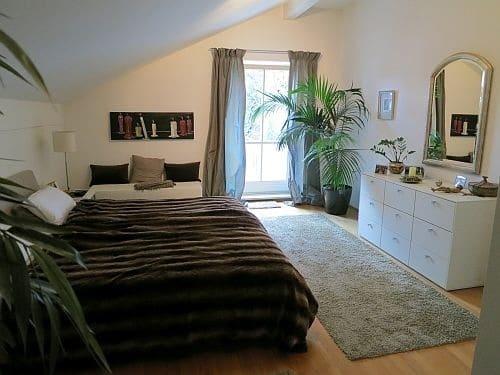 Exquisite freistehende Villa in perfekter Lage mit großem Garten in Vaterstetten - Schlafzimmer