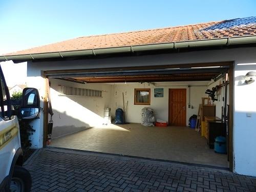 Große. helle Doppelhaushälfte mit Wintergarten in ruhiger Lage von Brunnthal / Faistenhaar - Garage
