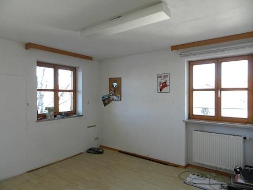Große. helle Doppelhaushälfte mit Wintergarten in ruhiger Lage von Brunnthal / Faistenhaar - Kinderzimmer