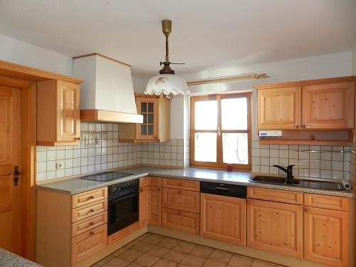 Große. helle Doppelhaushälfte mit Wintergarten in ruhiger Lage von Brunnthal / Faistenhaar - Küche