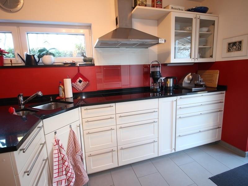 Neuwertige und außergewöhnliche Doppelhaushälfte in Ottobrunn - Küche