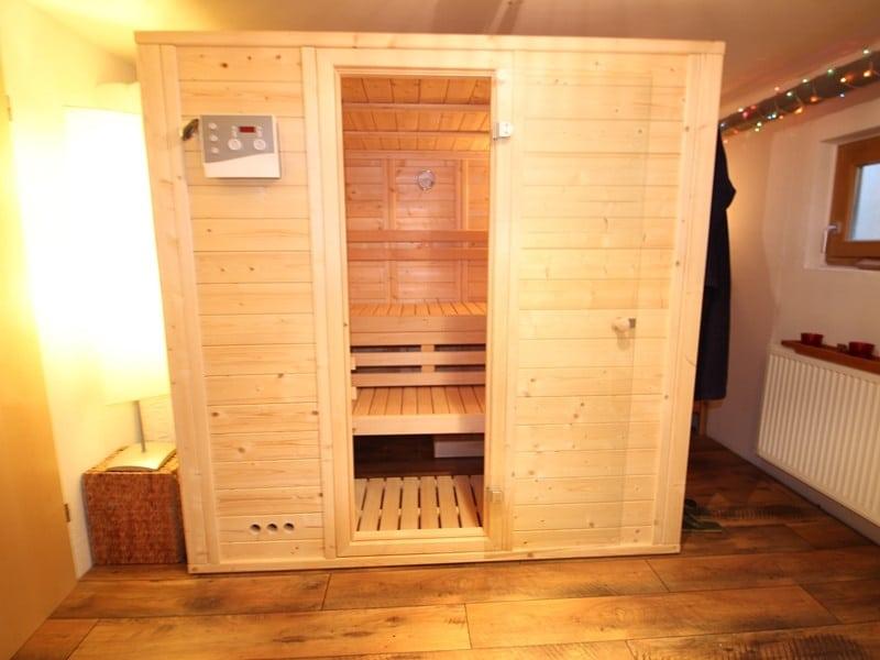 Familienfreundliche Doppelhaushälfte in Siegertsbrunn - Sauna