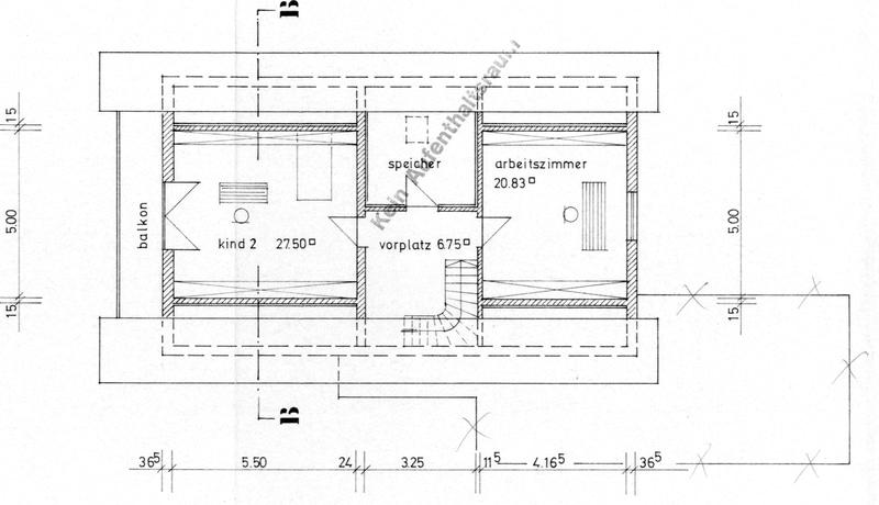 Mehrgenerationenfamilie aufgepasst: Einfamilienhaus und Doppelhaushälfte in Ottobrunn - efh_grundriss_dg