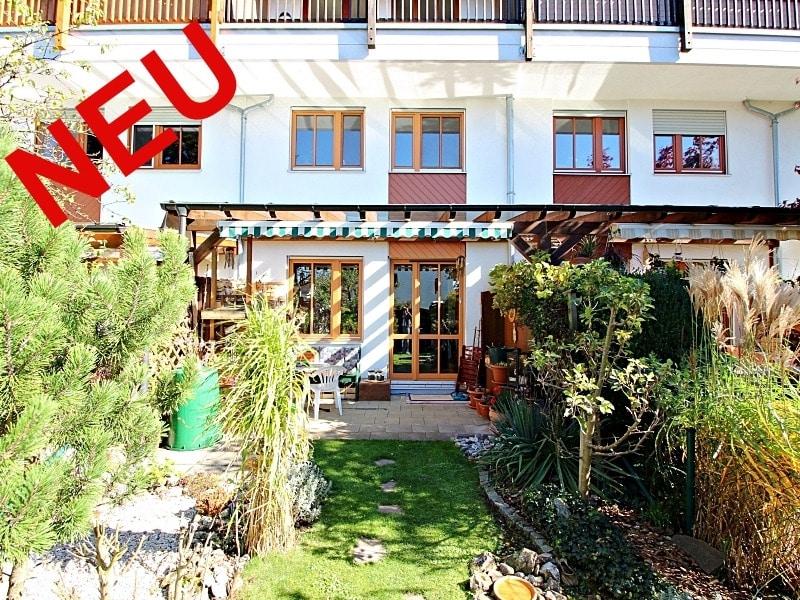 Wohnen wie in einem Haus: 3 Zimmer Gartenmaisonettewohnung mit super Ausstattung - Aussenansicht_neu