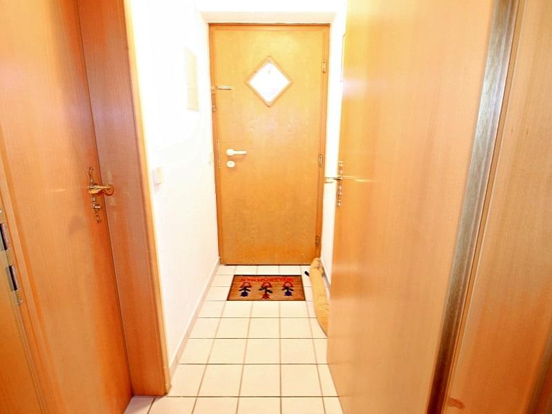 Wohnen wie in einem Haus: 3 Zimmer Gartenmaisonettewohnung mit super Ausstattung - Eingangsbereich