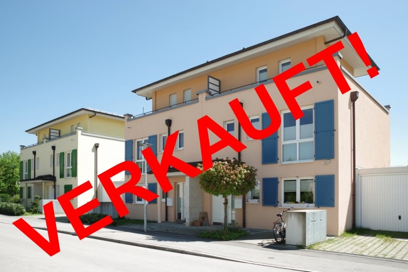 Baugrundstück für Mehrfamilienhaus mit Tiefgarage in ruhiger Lage von Höhenkirchen - Aussenansicht