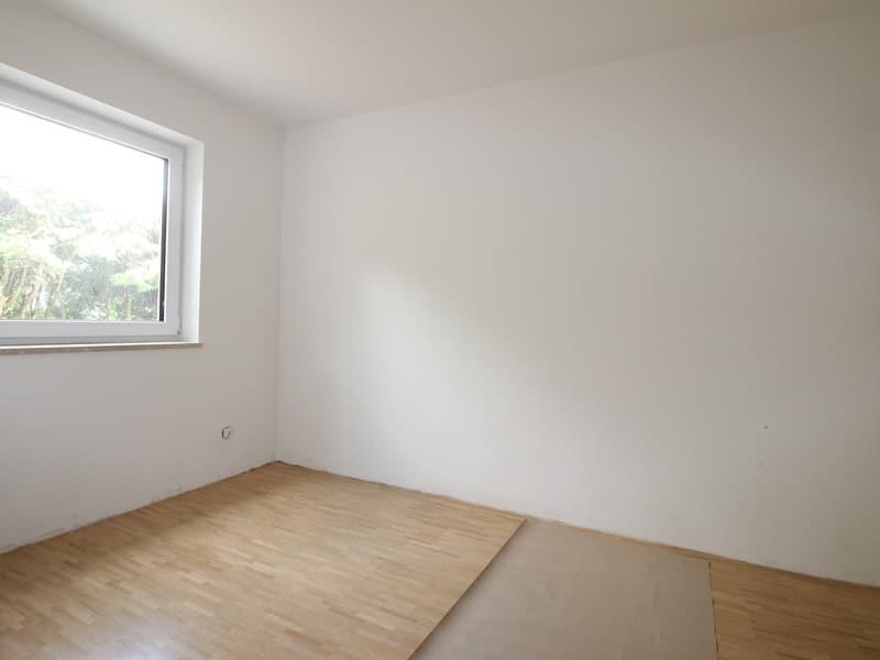 Erstbezug: 3 Zimmer Maisonettewohnung mit Garten in ruhiger Lage von Höhenkirchen - Arbeitszimmer