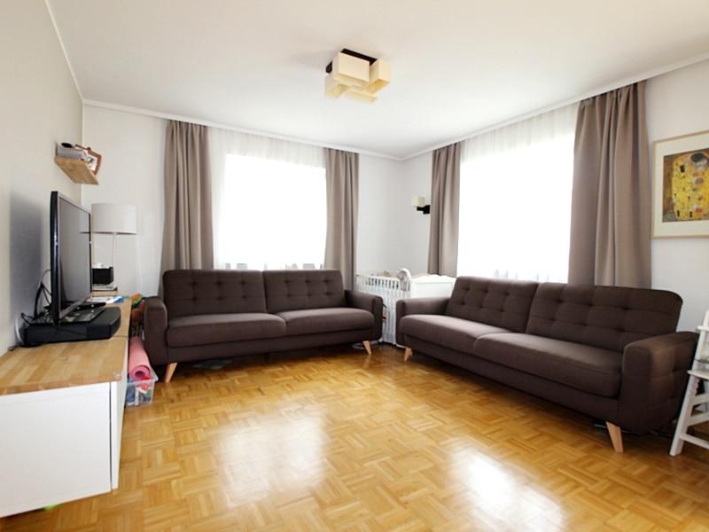 2,5 ZKB Maisonettewohnung mit großem Südwestgarten in ruhiger Lage von Brunnthal - Wohnbereich