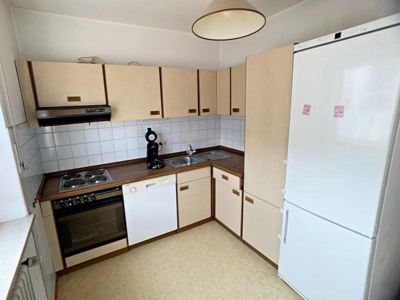 Ruhige, helle 2,5 Zimmerwohnung mit Südwest-Balkon in zentraler Lage von München / Ramersdorf - Küche
