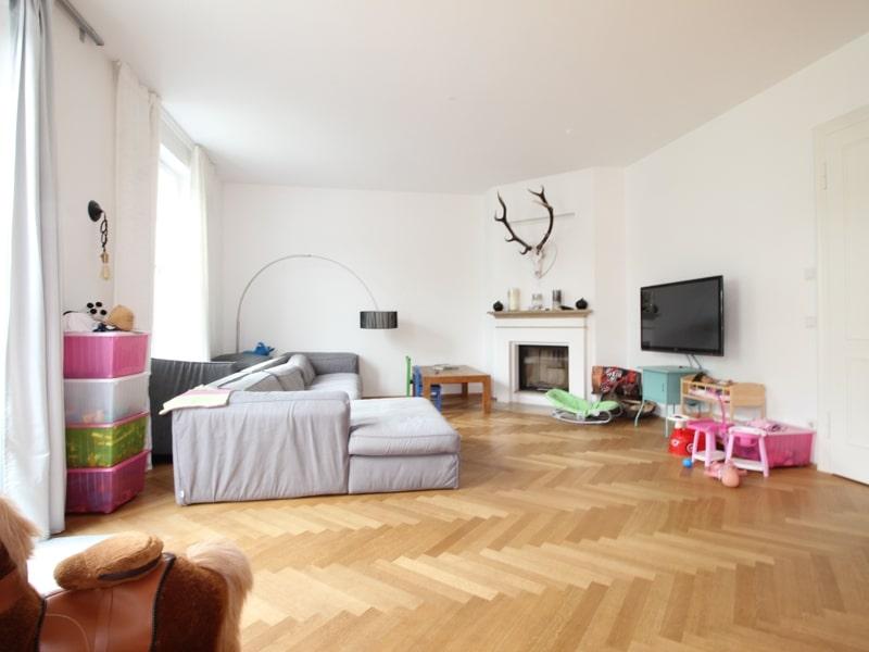 Großes neuwertiges Reihenhaus mit Südgarten auf Gut Möschenfeld / Grasbrunn - Wohnbereich