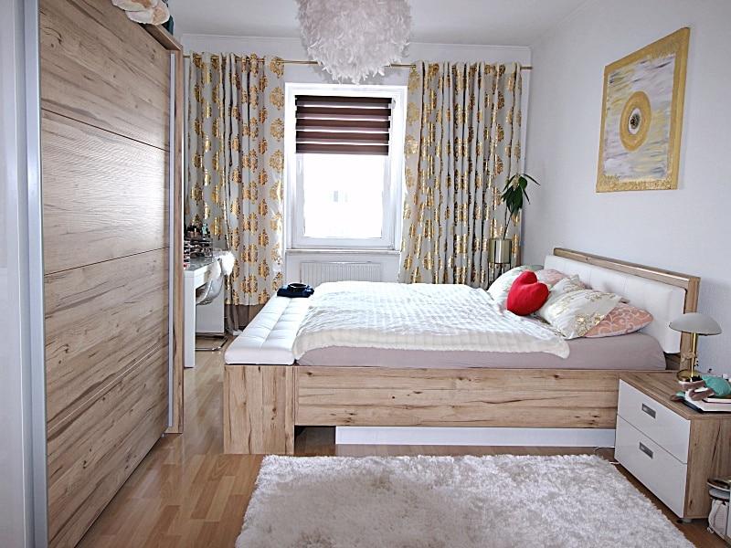 2 Zimmer XXL Wohnung direkt am Tegernseer Platz in Obergiesing zum 01.11.2020 - Schlafzimmer