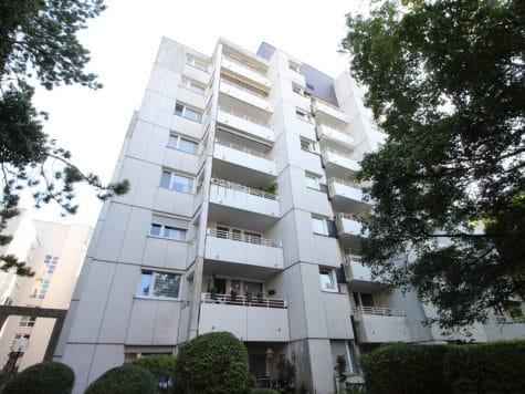 Helle 2 Zimmer Wohnung mit sehr gutem Grundriss und Südwestloggia in Ottobrunn, 85521 Ottobrunn, Etagenwohnung