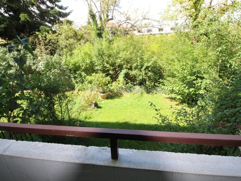 Großzügige 2 Zimmerwohnung mit kleinem Garten in Laim - Garten