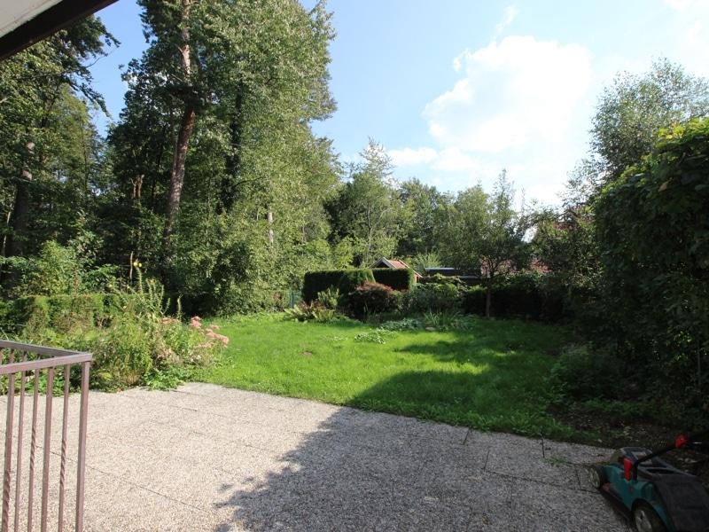 Großzügiges Reiheneckhaus in ruhiger heller Waldrandlage in Zorneding/Pöring - Terrasse