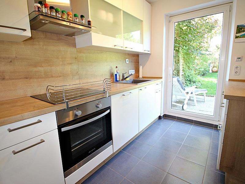 Modernisiertes Reihenmittelhaus in Riemerling mit günstigem Erbbauzins - Küche