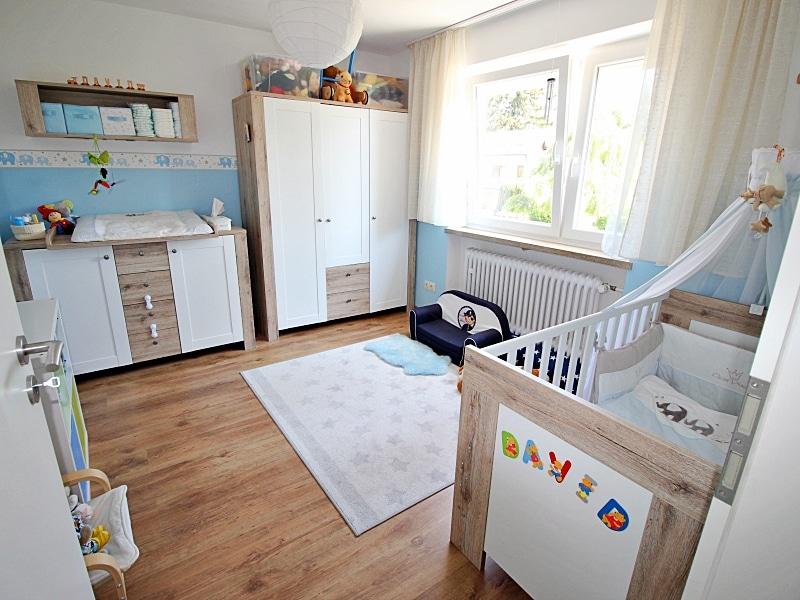 Modernisiertes Reihenmittelhaus in Riemerling mit günstigem Erbbauzins - Kinderzimmer