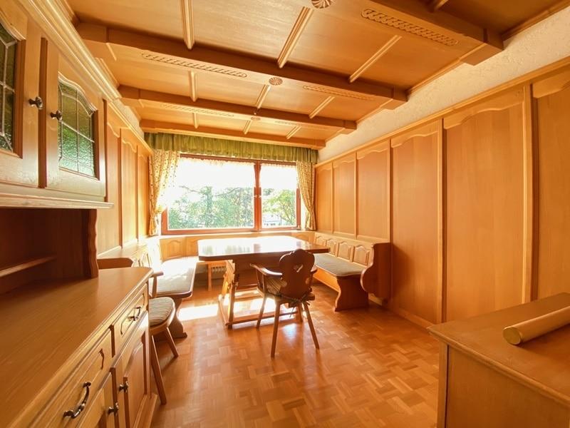 Renovierungsbedürftige 4 Zimmerwohnung mit viel Potential in attraktiver Lage von Ottobrunn - Esszimmer