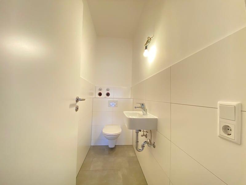Neu sanierte 3 Zimmer Dachgeschosswohnung in zentraler Lage von Höhenkirchen - Gäste-WC