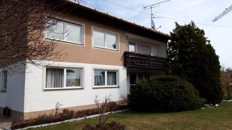 Attraktive 2 Zimmerwohnung mit EBK in Thaining bei Landsberg/Lech, 86943 Thaining, Etagenwohnung