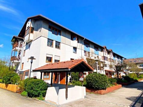 """Attraktive 3 ZKB Maisonettewohnung """"Haus in Haus"""" mit Westterrasse in zentraler Lage von Höhenkirchen, 85635 Höhenkirchen, Maisonettewohnung"""
