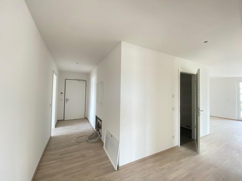 Erstbezug: Nach Westen ausgerichtete ruhige 4 Zimmerwohnung mit 2 Bädern und großem Balkon - Diele