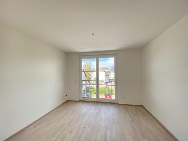 Erstbezug: Nach Westen ausgerichtete ruhige 4 Zimmerwohnung mit 2 Bädern und großem Balkon - Kinderzimmer