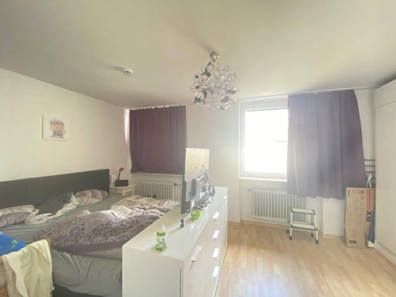 Günstig wohnen in einem kleinen, gepflegten RMH in ruhiger Lage von Ebersberg - Schlafzimmer