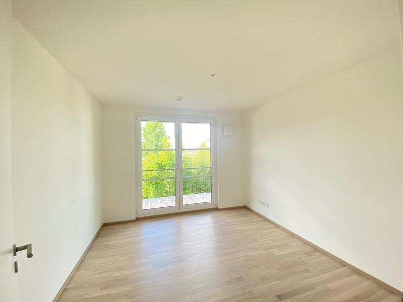 Erstbezug: Nach Westen ausgerichtete ruhige 4 Zimmerwohnung mit 2 Bädern und großem Balkon in der Ortsmitte von Höhenkirchen - Arbeitszimmer