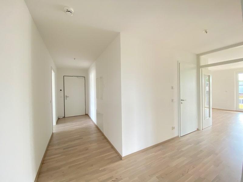 Erstbezug: Nach Westen ausgerichtete ruhige 4 Zimmerwohnung mit 2 Bädern und großem Balkon in der Ortsmitte von Höhenkirchen - Diele